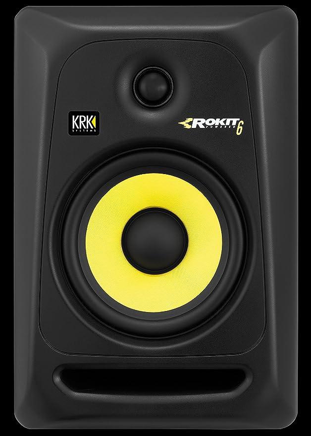 20 opinioni per KRK ROKIT RP6 G3 cassa studio monitor bi-amplificata 73 watt rms