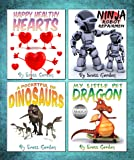 Four More Fantastic Bedtime Stories for Children 3-6 (Four Fantastic Bedtime Stories Book 2)