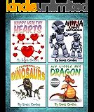 Four More Fantastic Bedtime Stories for Children 3-6 (Four Fantastic Bedtime Stories Book 2) (English Edition)