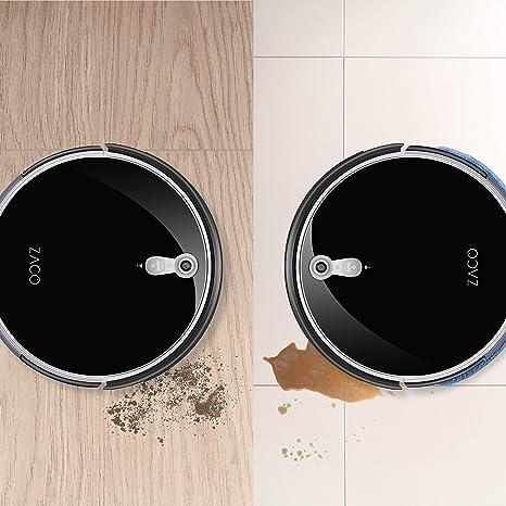 ZACO A8s Robot aspirador con función de limpieza, control de ...