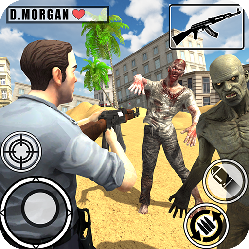(Zombie Shooter: Force Fury 3D)
