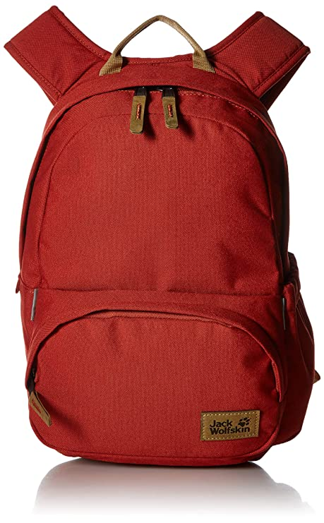 08537d9cca Amazon.com : Jack Wolfskin Kid's Croxley Outdoor Backpack, Mexican Pepper,  One Size : Sports & Outdoors