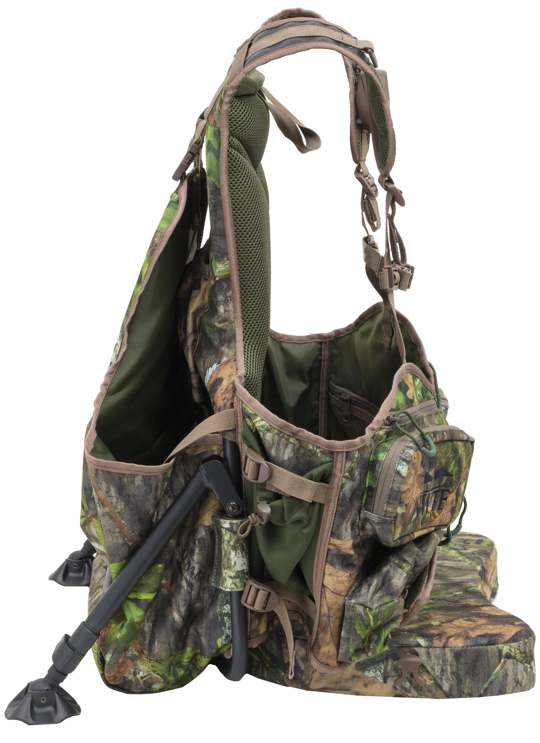 ALPS OutdoorZ NWTF Grand Slam Turkey Vest Standard, Mossy Oak Obsession by ALPS OutdoorZ (Image #3)