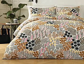 Marimekko Pieni Letto Duvet Cover Set, King, Multi