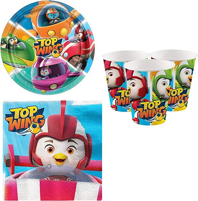 Brody and Rod Printed /& Fully Assembled! Swift 2 Inch or 2.5 Inch TOP WING Cupcake Toppers