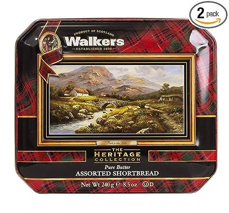Walkers Shortbread Highlanders: Amazon.com: Grocery ...