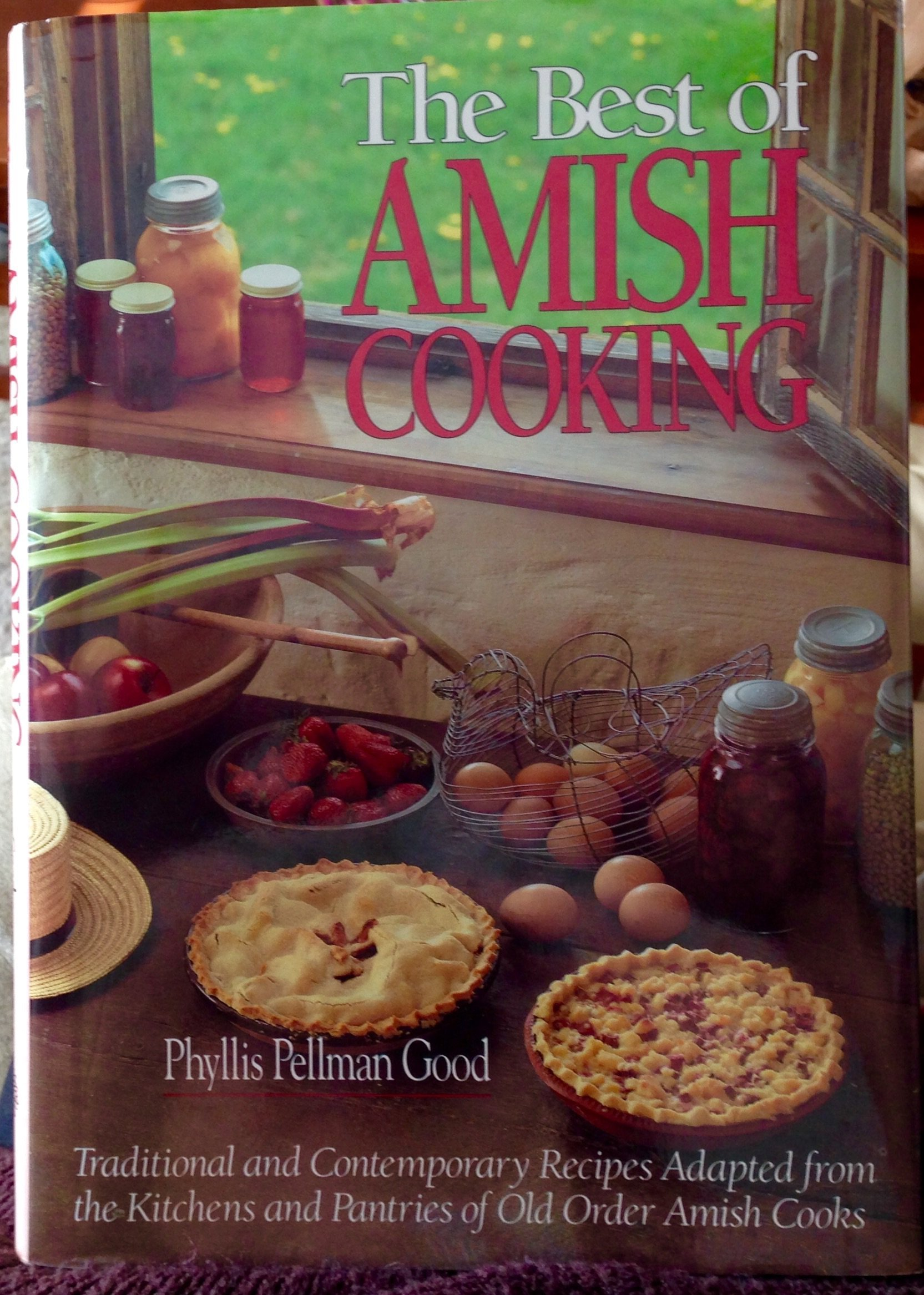 Best Amish Cooking Phyllis Good product image