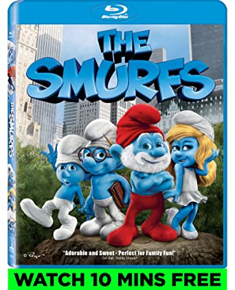 the smurfs full movie online in english