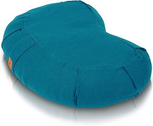 blue Meditation Cushion