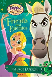 Tales Of Rapunzel 3 Friends And Enemies Disney Tangled The Series