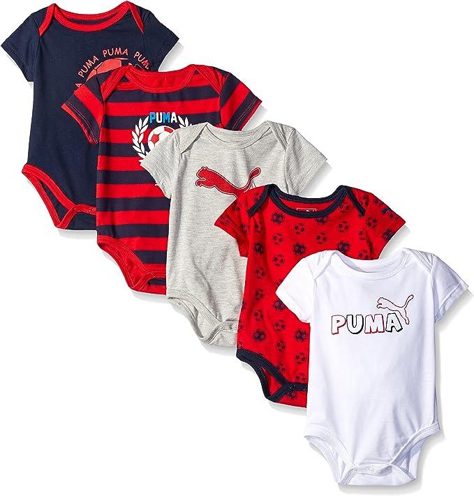 PUMA - Body - para bebé niño Navy/Multi: Amazon.es: Ropa y accesorios