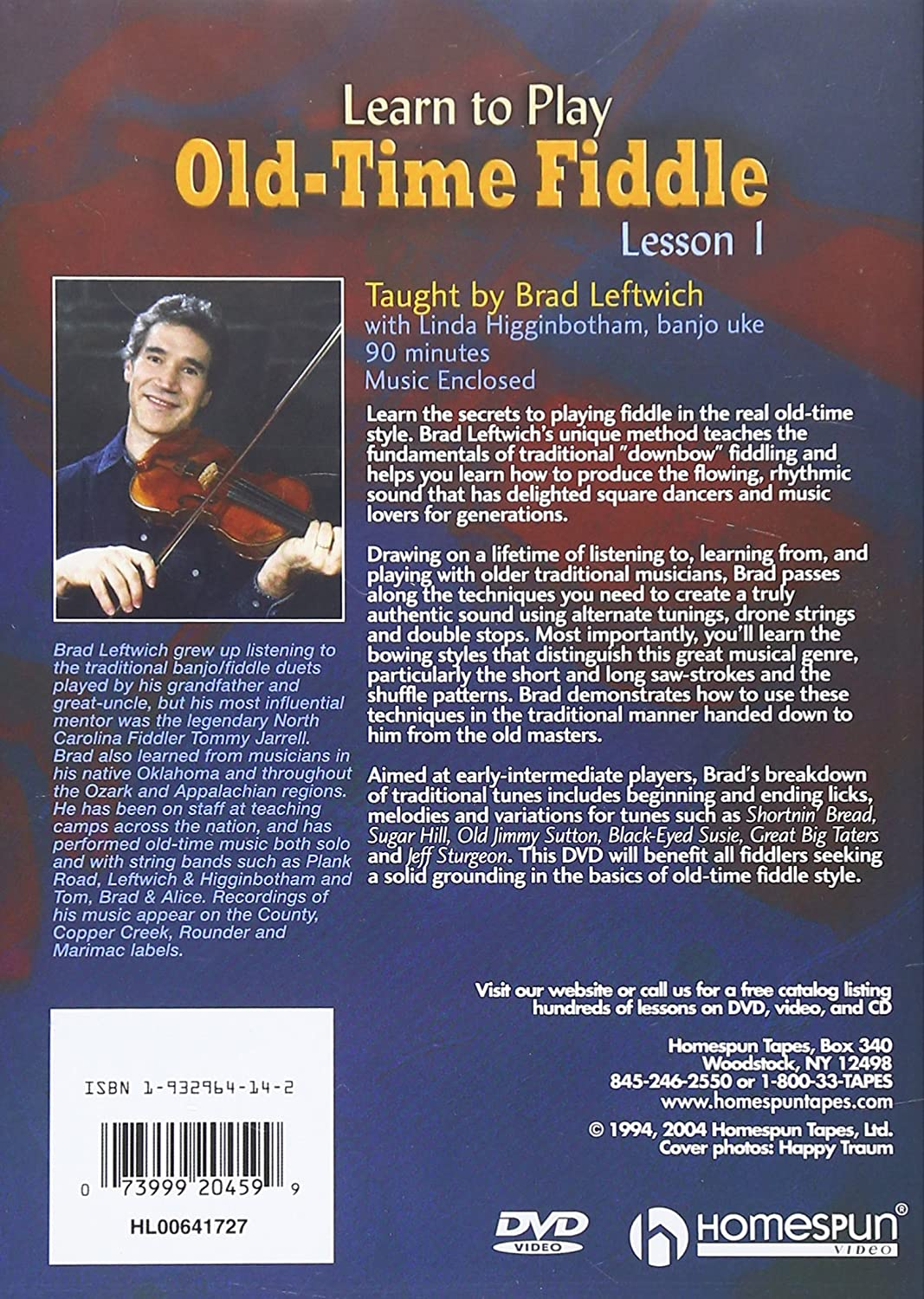 Amazon com: DVD-Learn to Play Old Time Fiddle- Lesson 1