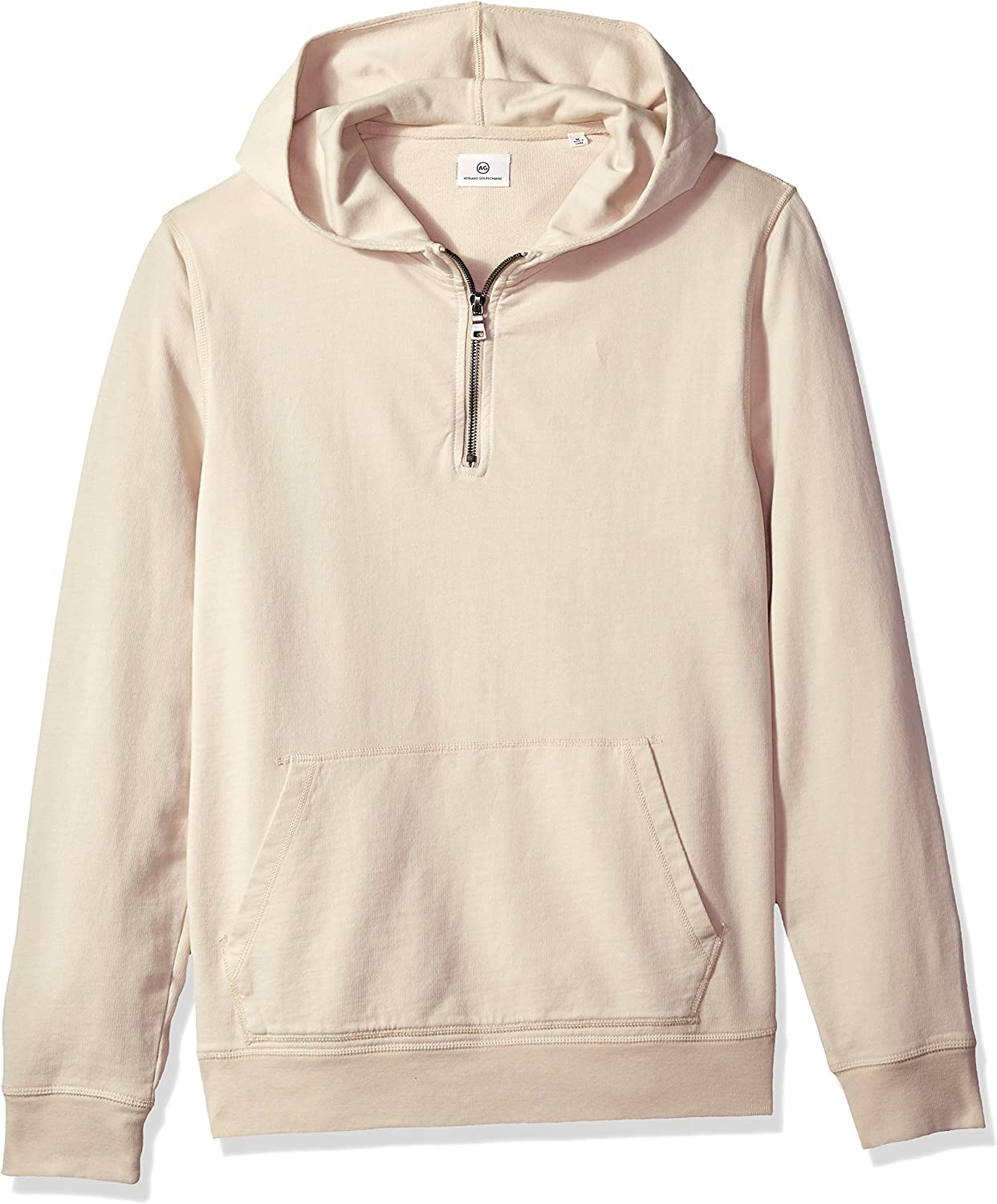 AG Adriano Dealing full price reduction Goldschmied Men's Lyle Hoodie Zip Sales of SALE items from new works Quarter Pullover