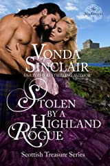 Stolen by a Highland Rogue: A Scottish Historical Romance (Scottish Treasure Book 1) Kindle Edition
