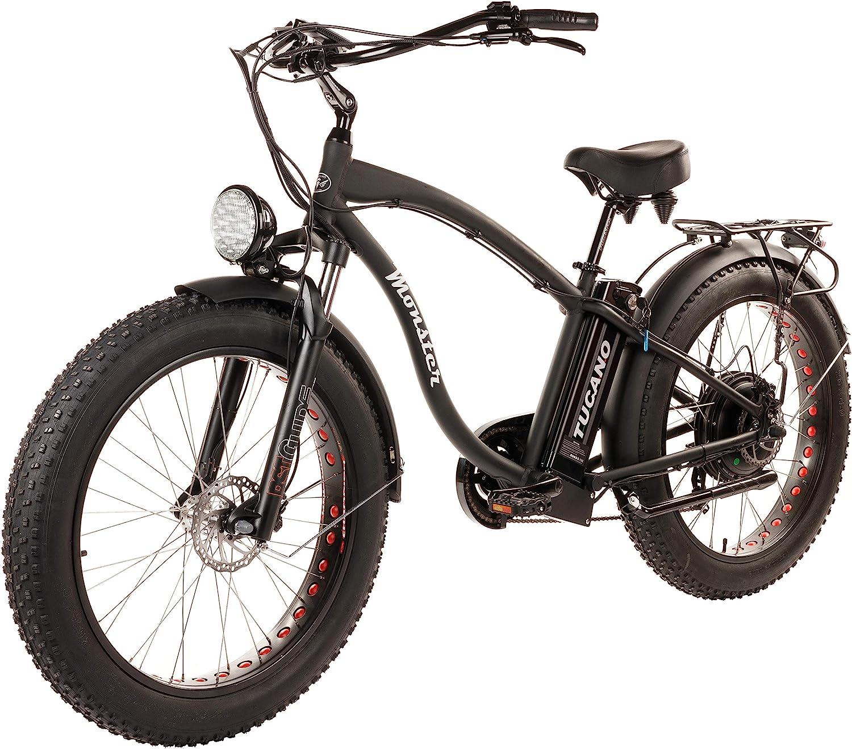 Tucano Bikes Monster 26. Bicicleta eléctrica 26
