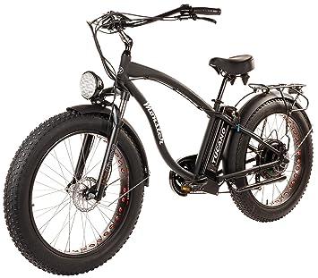 """Tucano Bikes Monster 26. Bicicleta eléctrica 26"""" Motor: 1.000W-48V Suspensión"""