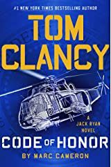 Tom Clancy Code of Honor (Jack Ryan Universe Book 28) Kindle Edition