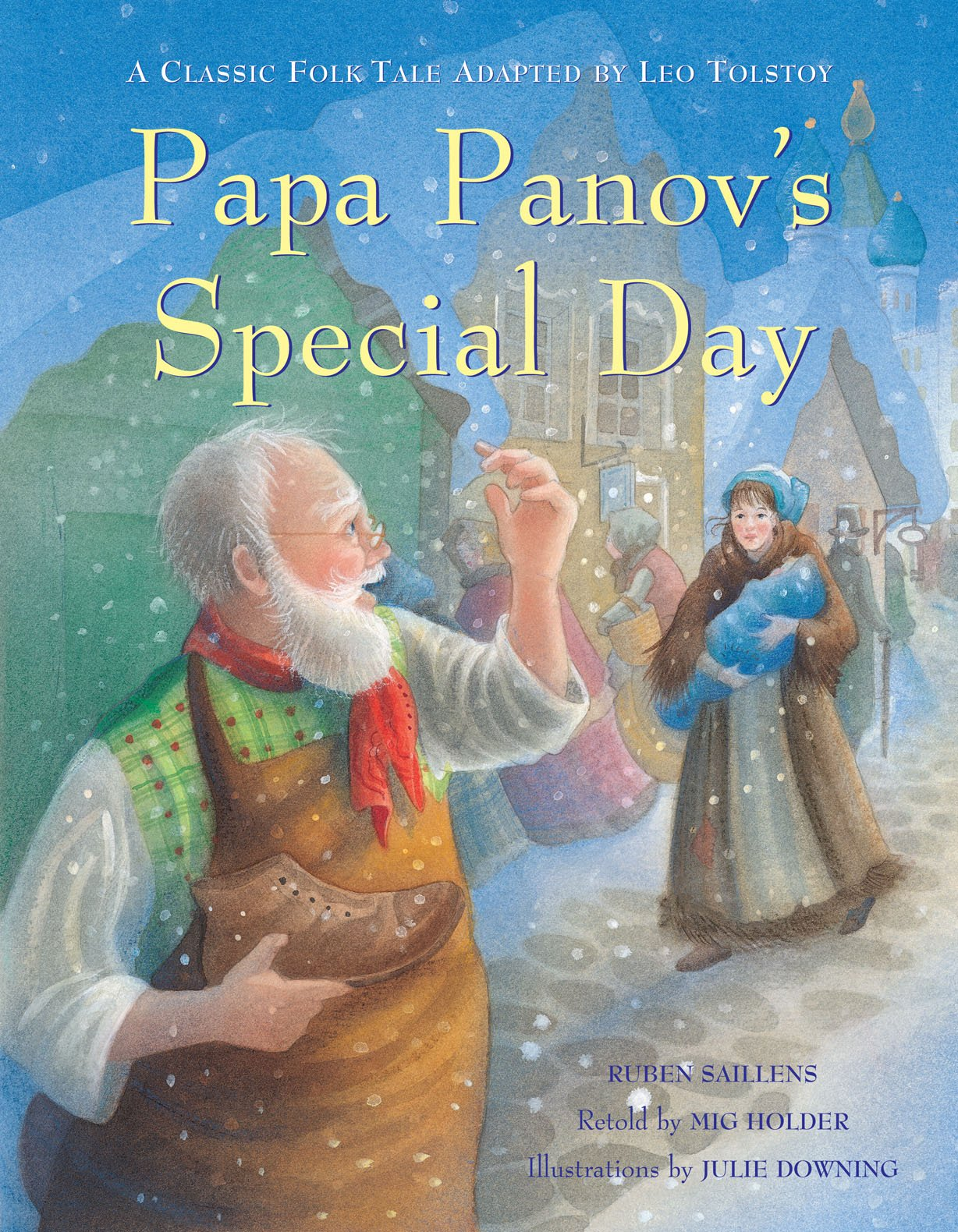 Read Online Papa Panov's Special Day ebook