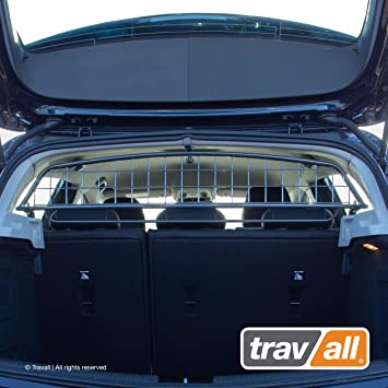 Travall Guard Hundegitter Tdg1485 Maßgeschneidertes Trenngitter In Original Qualität Auto