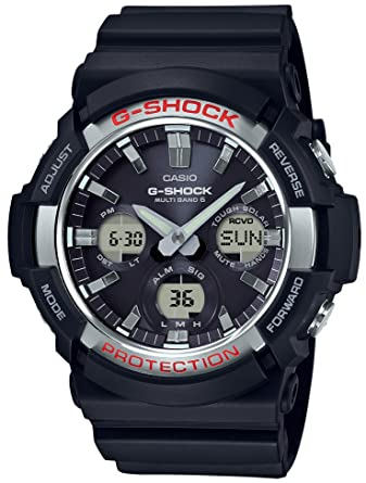 9e97ae1841ee8 Amazon.com  CASIO G-SHOCK TOUGH SOLAR MULTI-BAND 6 GAW-100-1AJF MENS JAPAN  IMPORT  Watches