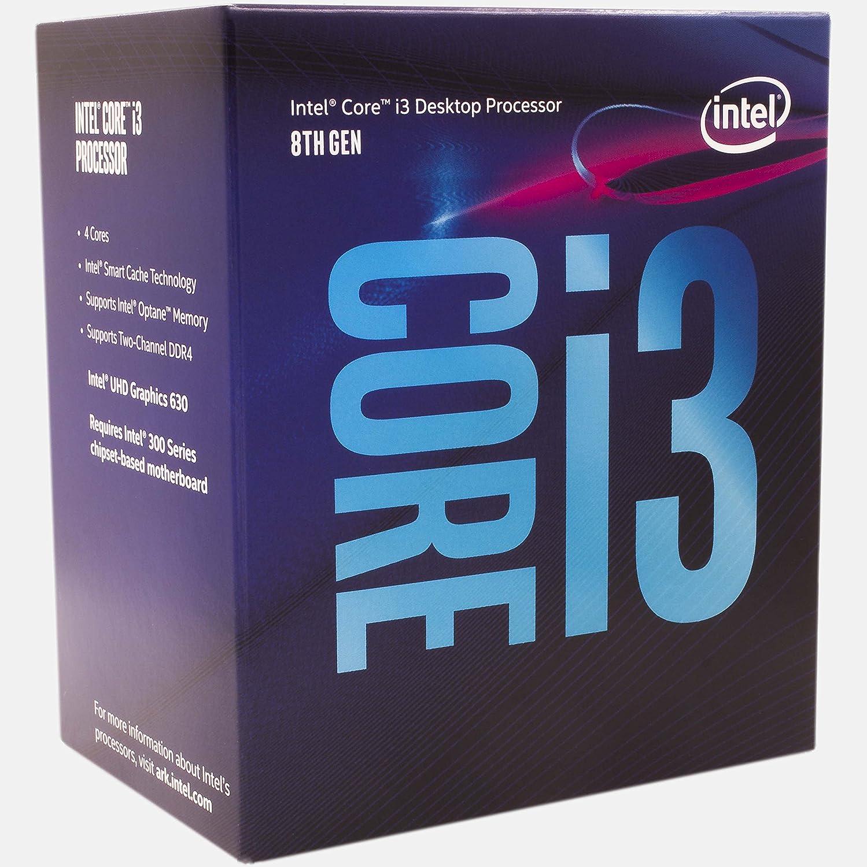 Intel Skylake i3-8100