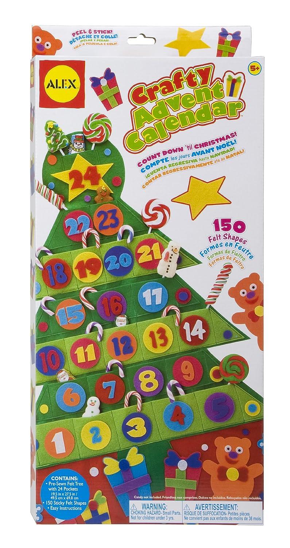 ALEX Toys Craft Crafty Advent Calendar