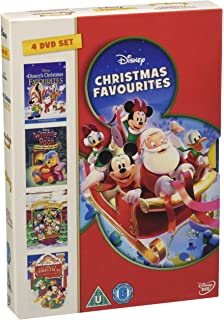 disney christmas favourites dvd 1995 - A Walt Disney Christmas Dvd