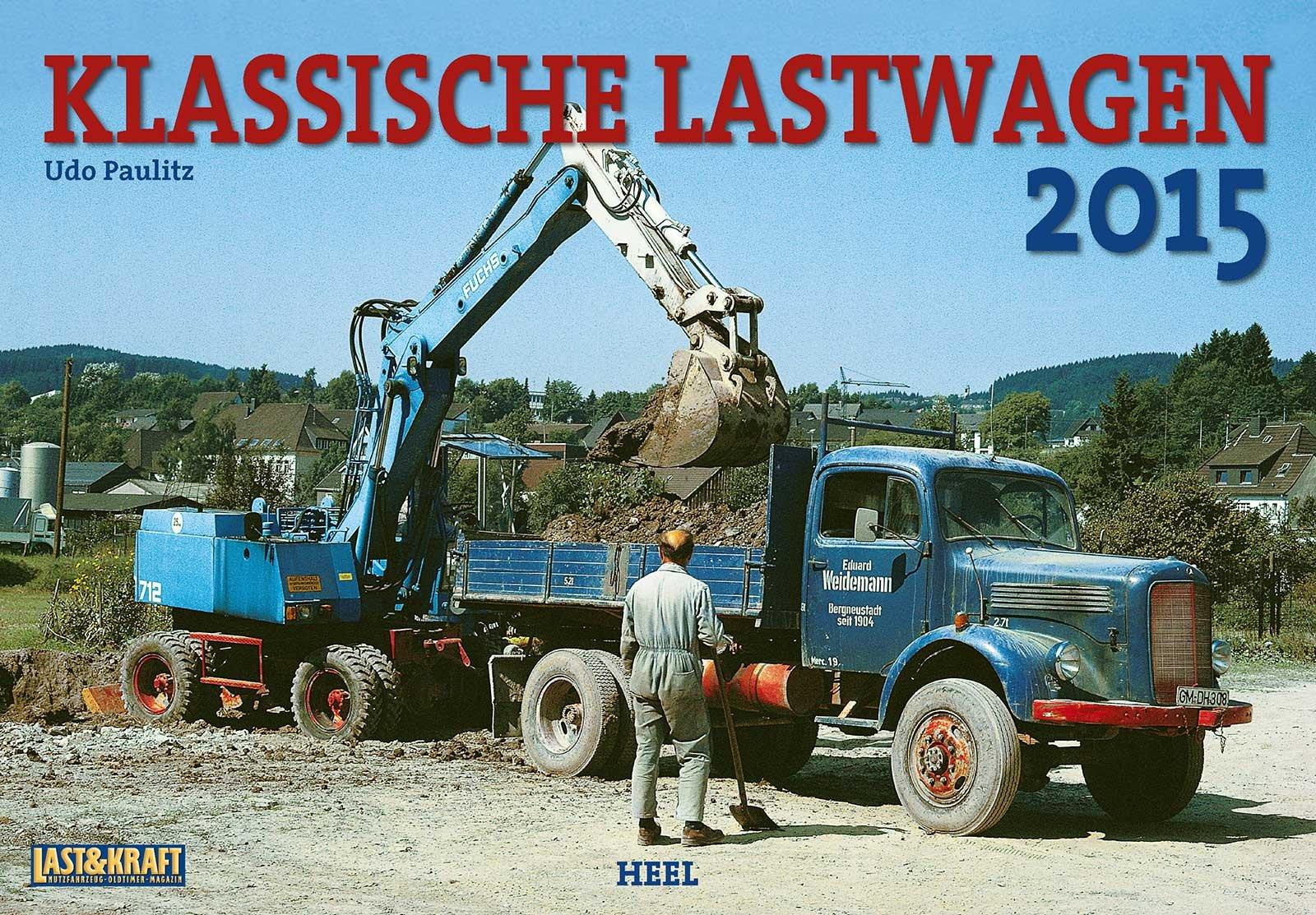 Klassische Lastwagen 2015