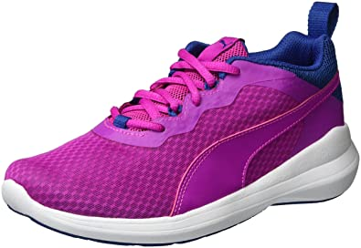50c8a092897e Puma Unisex Kids  Pacer Evo Jr Low-Top Sneakers