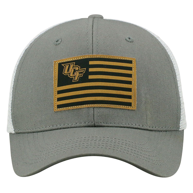 outlet store 865a4 6f9cc NCAA Adjustable Brave Cotton Mesh Trucker Hat Cap larger image