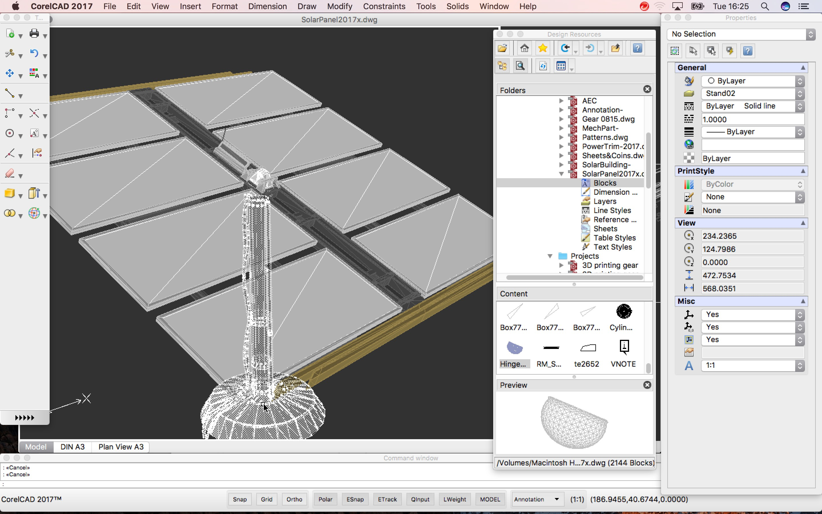 Amazon.com: CorelCAD 2017 Design and Drafting Software Upgrade for ...
