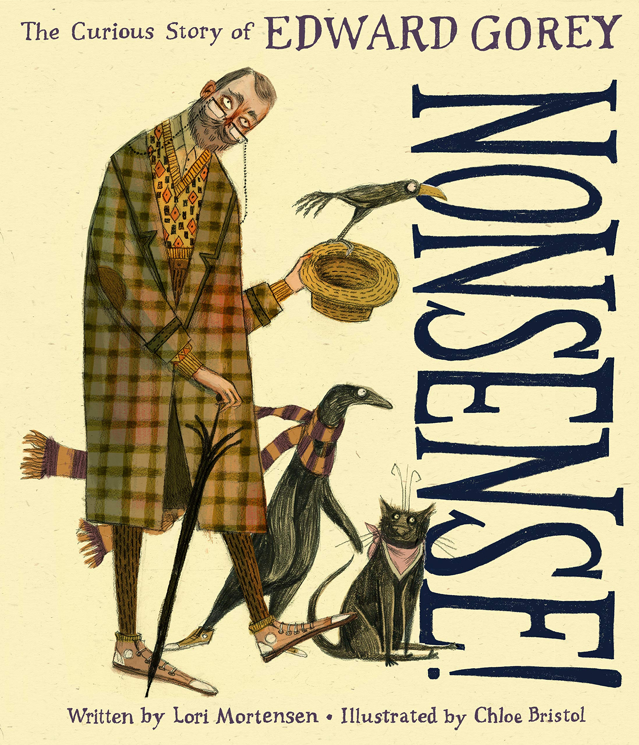 Nonsense! The Curious Story of Edward Gorey: Mortensen, Lori ...