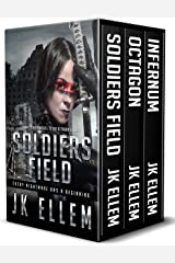 The Octagon Box Set: Soldiers Field, Octagon, Infernum (The Octagon Trilogy) Kindle Edition