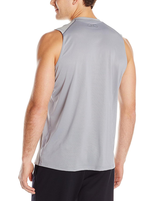 Under Armour Mens Raid Sleeveless T-Shirt
