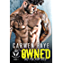 Owned by the Bad Boy (Grim Angels MC Book 1)