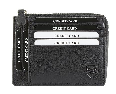 6aee0a2351 Nuovo KORUMAⓇ RFID vera pelle - Portafoglio - Borsellino - Carta Porta -  Portamonete -
