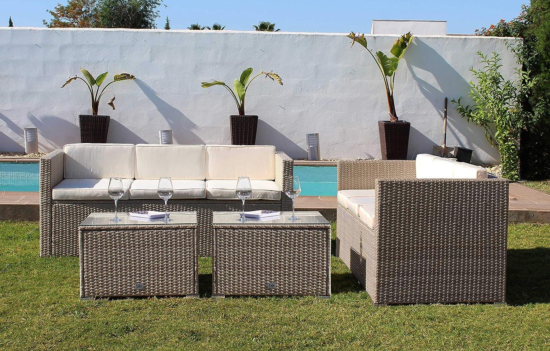 Kiefergarden - Muebles de Jardín Exterior Los Ángeles formado por ...