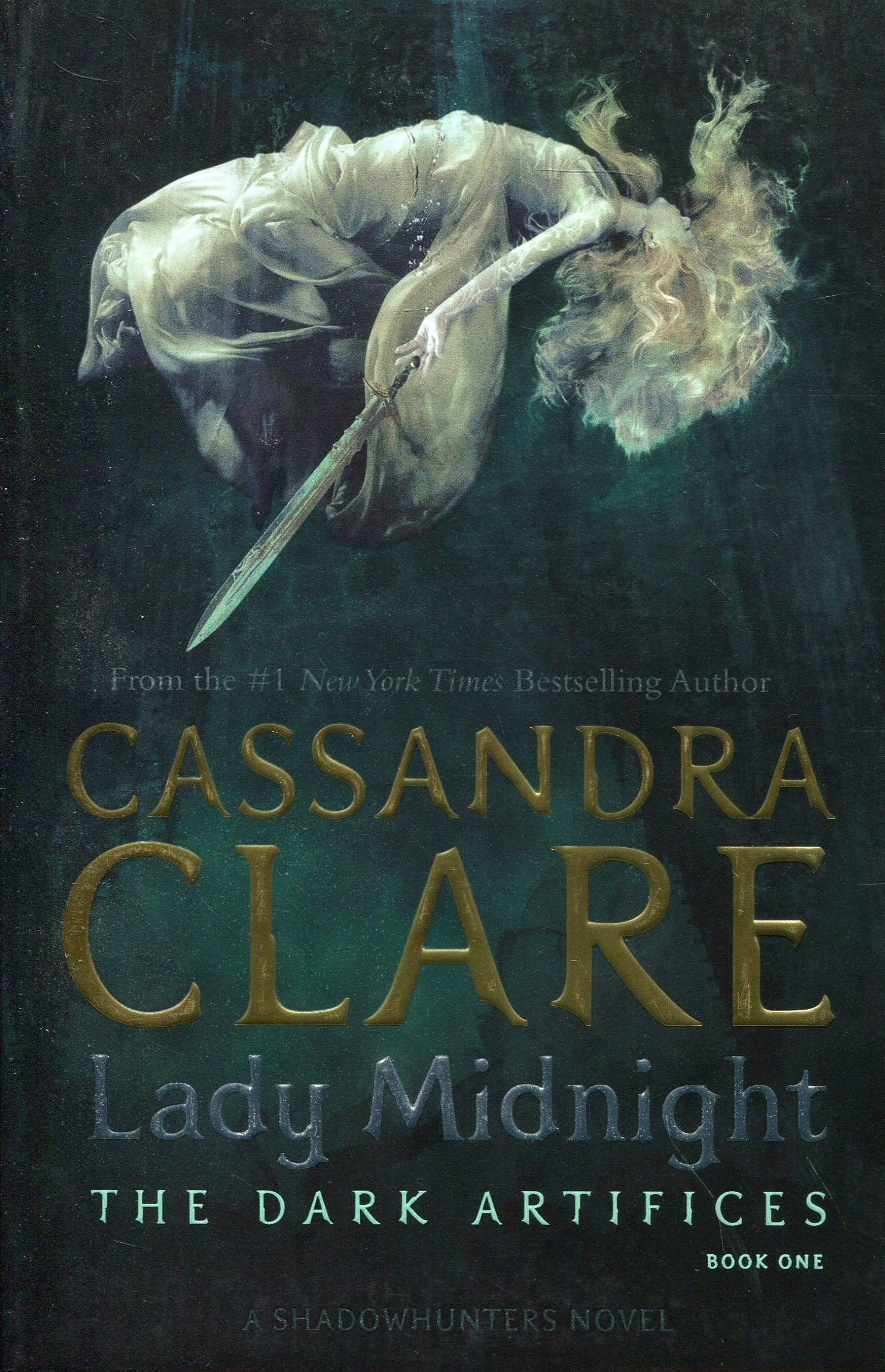 Lady Midnight Artifices Cassandra Clare product image