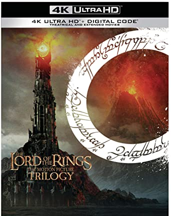Poster. The Lord of the Rings: The Motion Picture Trilogy