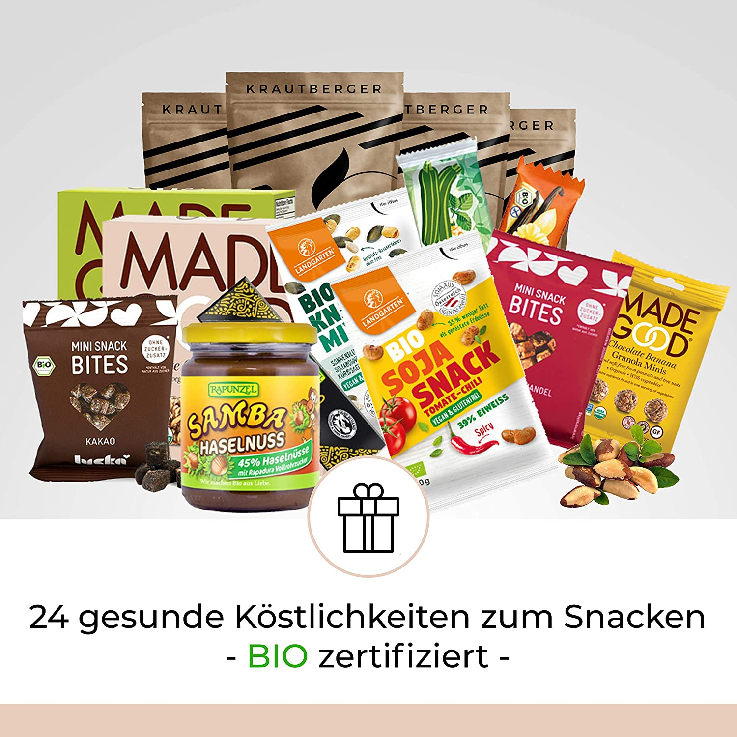 Inhalt Boxiland Snack Adventskalender 2020