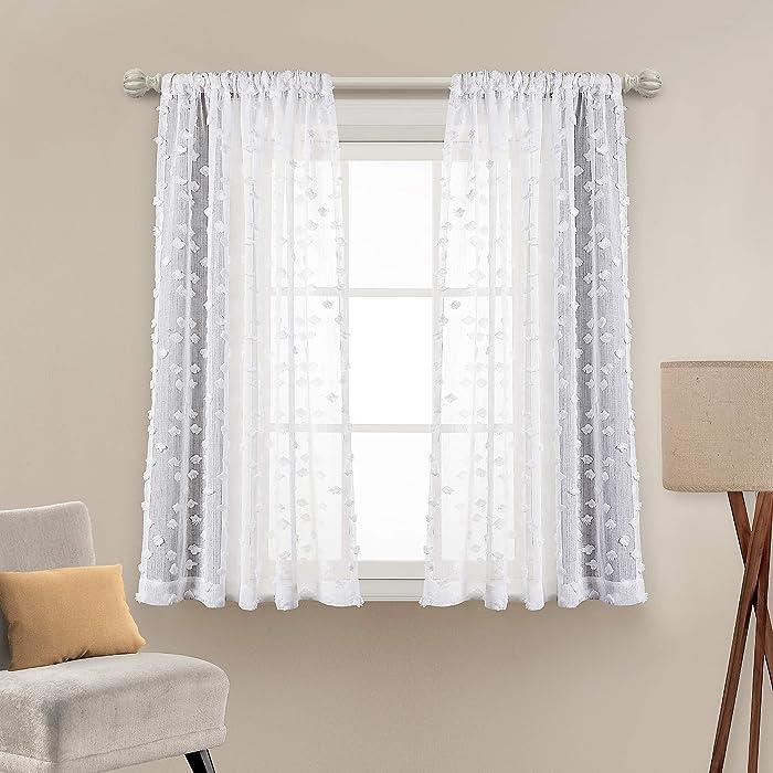 Top 10 Mysky Home Floral Blue Curtains