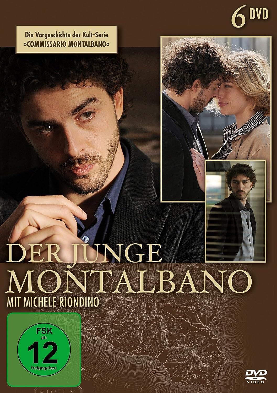 Der Junge Montalbano 6 Dvds Amazonde Michele Riondino