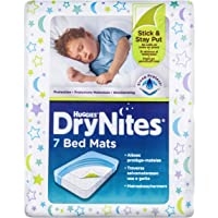 DryNites Bed Mats 7 Pack