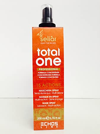 Echos line Seliar Argan Total One Leave in Mask Spray 200ml 6.76oz quot Free 43aaeb53d8fd
