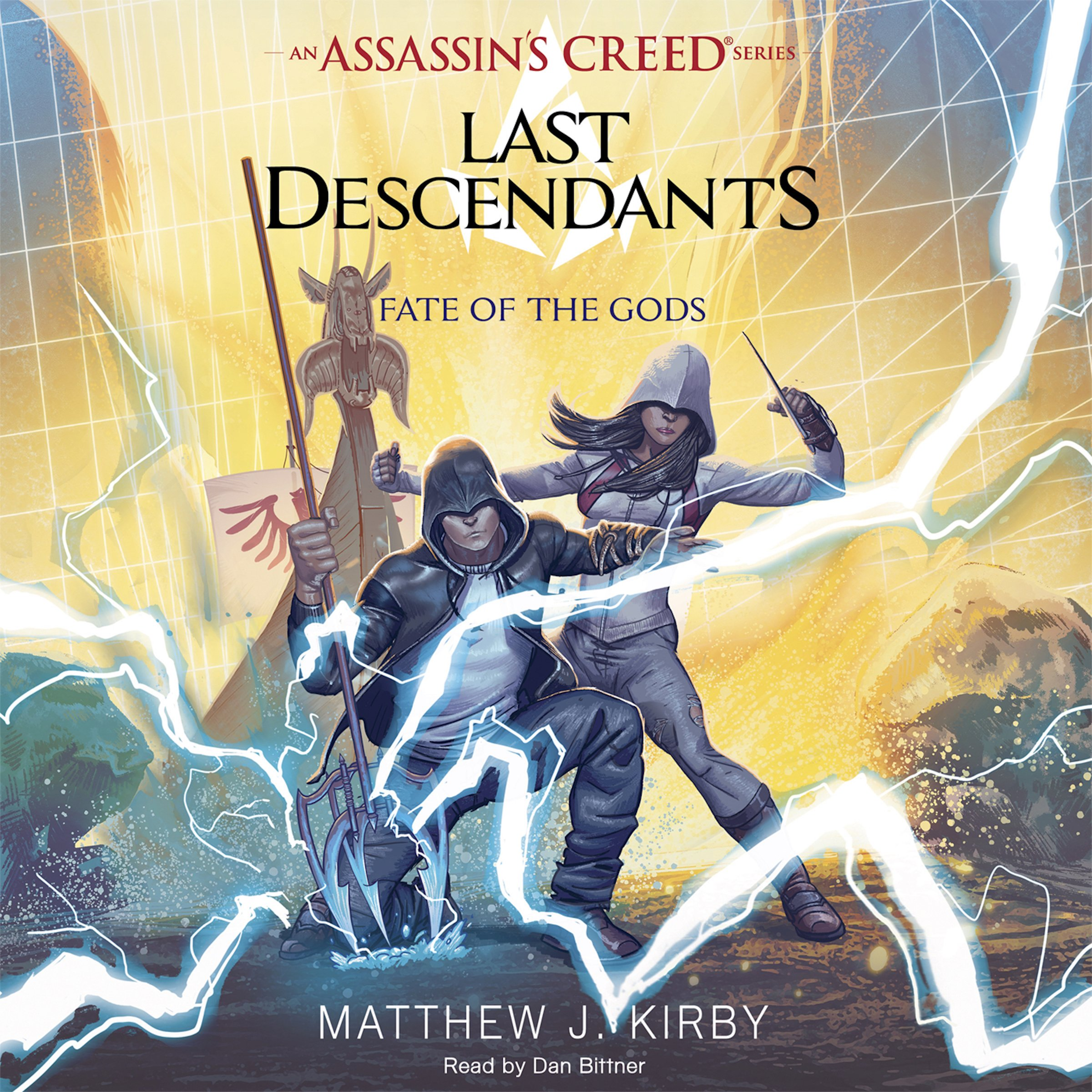 Fate of the Gods: Last Descendants: An Assassin's Creed Novel Series, Book 3