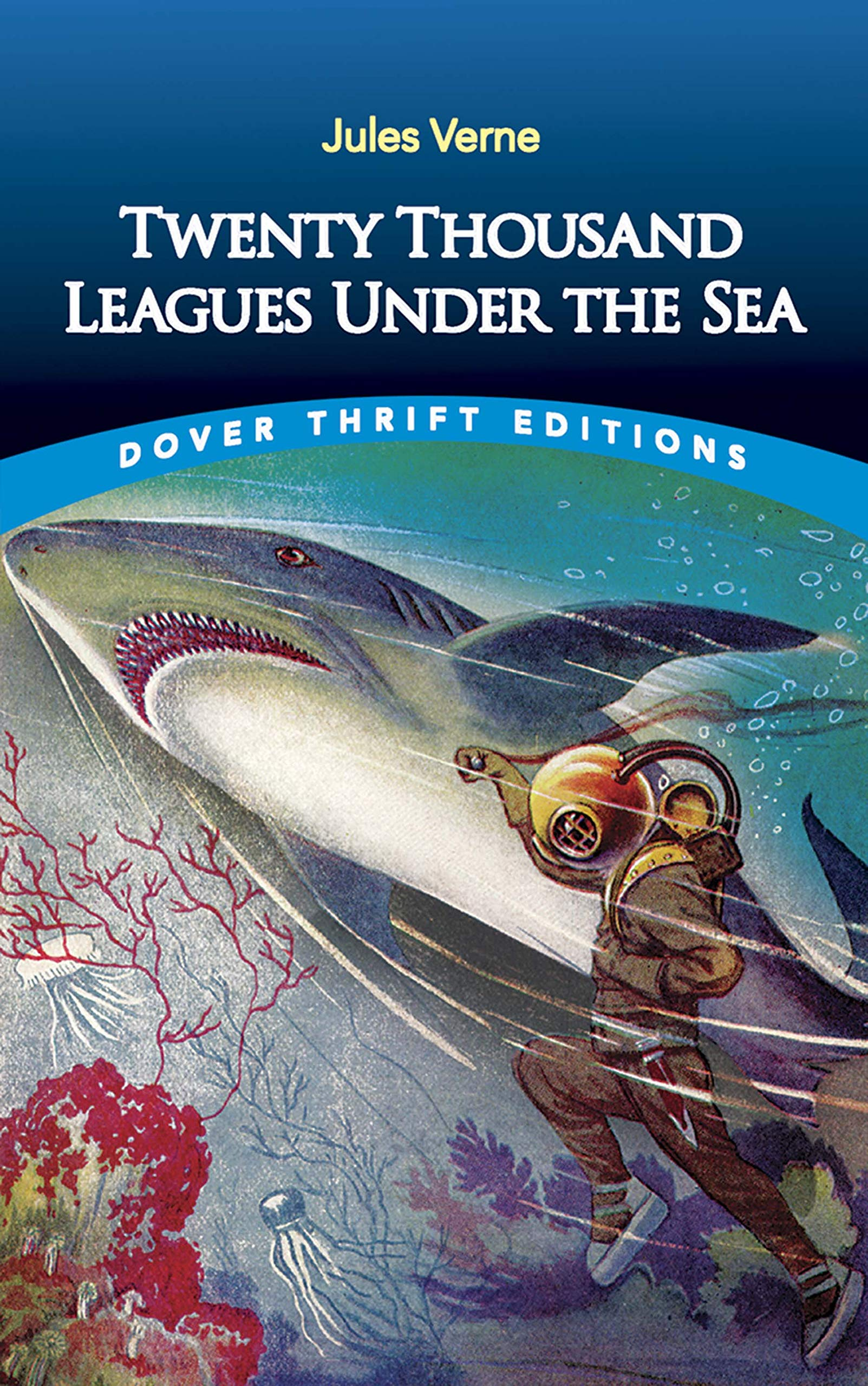 Twenty Thousand Leagues Under The Sea Amazon Ca Verne Jules Allen Philip Schuyler Books