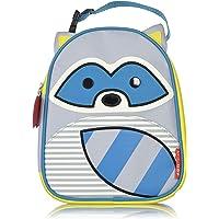 Skip Hop Zoo Lunchie Insulated Kids Lunch Bag, Raccoon