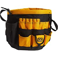 Custom Leathercraft 4122 61 Pocket-In and Out Bucket Pockets