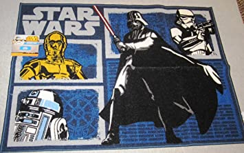 Star Wars Accent - Area Rug - 31 ...