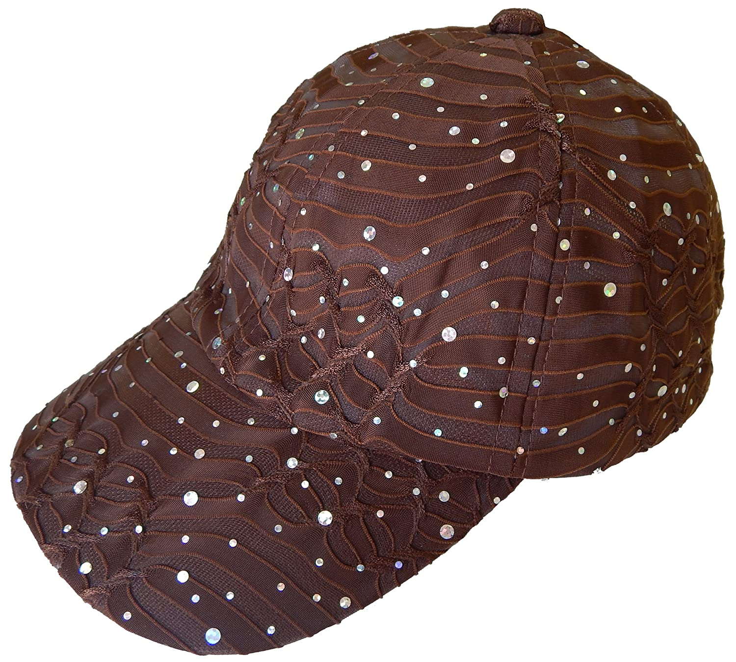 a23f2267976645 Sparkle Baseball Caps (Beige) at Amazon Men's Clothing store: